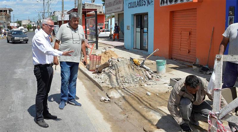Tigre reacondiciona más centros comerciales a cielo abierto