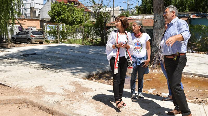 San Fernando asistió a 250 familias del barrio La Esperanza con el Programa SOL