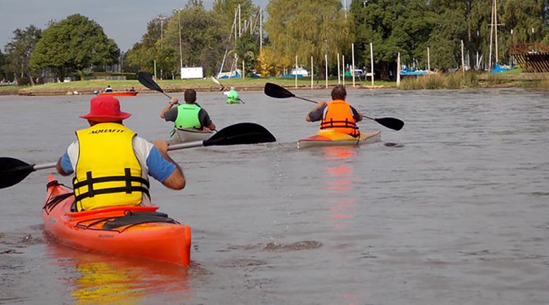 El Municipio organiza una travesía en Kayak para celebrar San Isidro Labrador