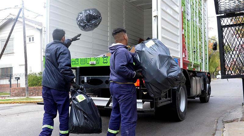 "El municipio lanzó ""Tigre Recicla"", un programa de recolección diferenciada de residuos"