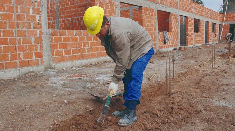 Tigre avanza con la construcción de la Escuela Secundaria N° 36 en el barrio El Prado