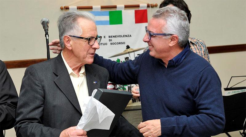 El municipio acompañó a la Sociedad Italiana de Tigre en su 141° aniversario