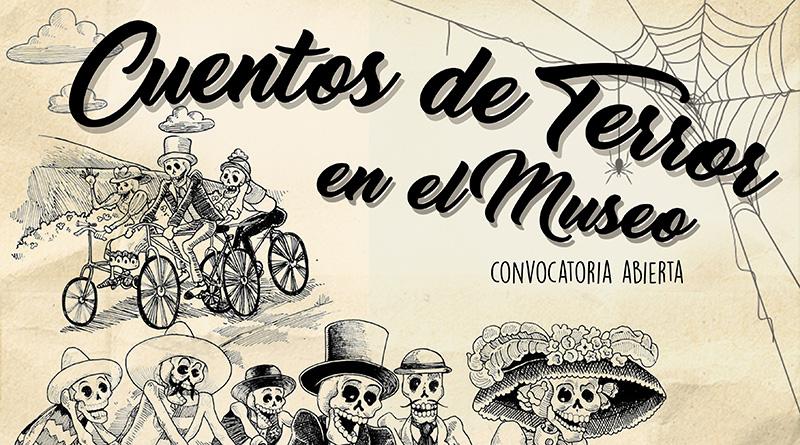"""Convocatoria abierta """"Cuentos de Terror en el Museo"""" de la ciudad de San Fernando"""
