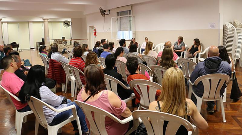 Continúa el ciclo de charlas sobre adopción en San Isidro
