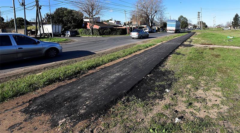 Los vecinos de General Pacheco tendrán una nueva senda aeróbica