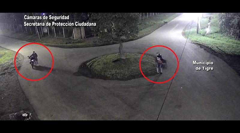 En Ricardo Rojas, la plataforma Alerta Tigre Global frenó el robo de una motocicleta