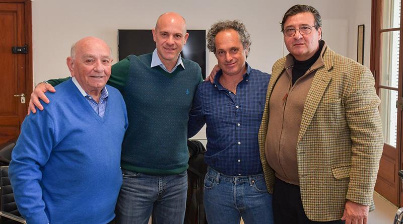 El Municipio firmó un convenio de trabajo conjunto con el Club San Fernando