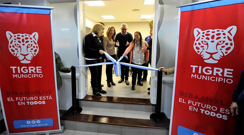 En el Palacio Municipal, Julio Zamora inauguró el nuevo comedor para empleados