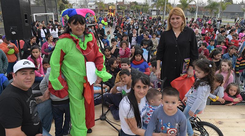 El Mes del Niño se festejó en los barrios de San Fernando
