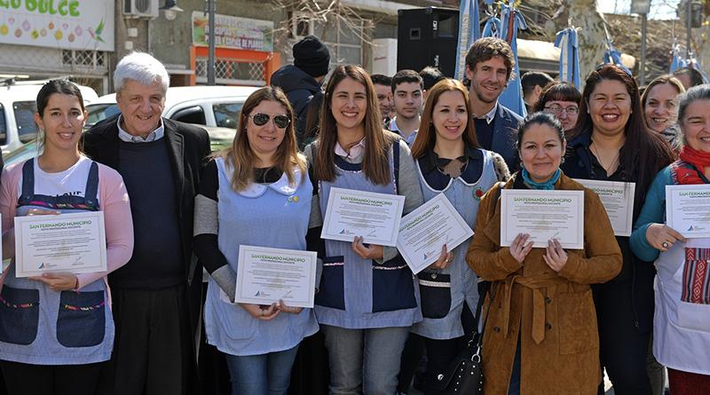 Andreotti homenajeó a los docentes sanfernandinos en el Día del Maestro