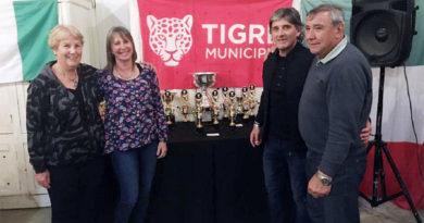 El Municipio, presente en la premiación de la Regata Zárate-Tigre