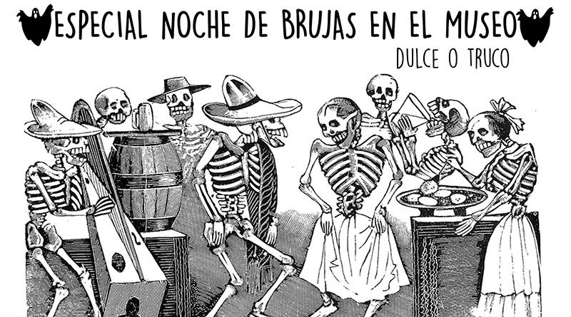 Este viernes, llega una 'Noche de Brujas' al Museo de la Ciudad de San Fernando