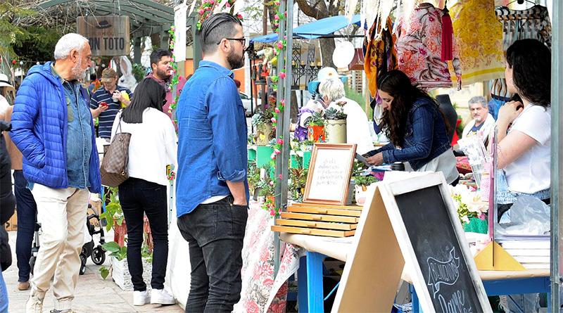 El Boulevard Sáenz Peña de Tigre, un paseo ideal de gastronomía, arte y decoración