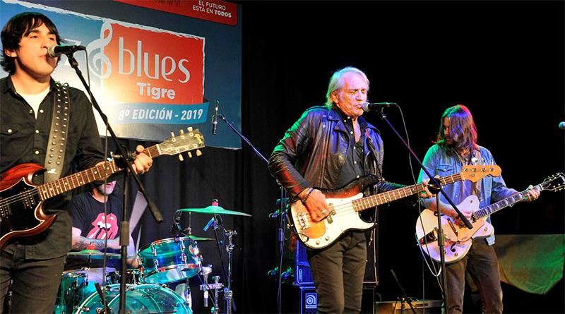 """El público de Tigre vibró al ritmo de Viticus en la tercera fecha de """"Jazz & Blues"""""""