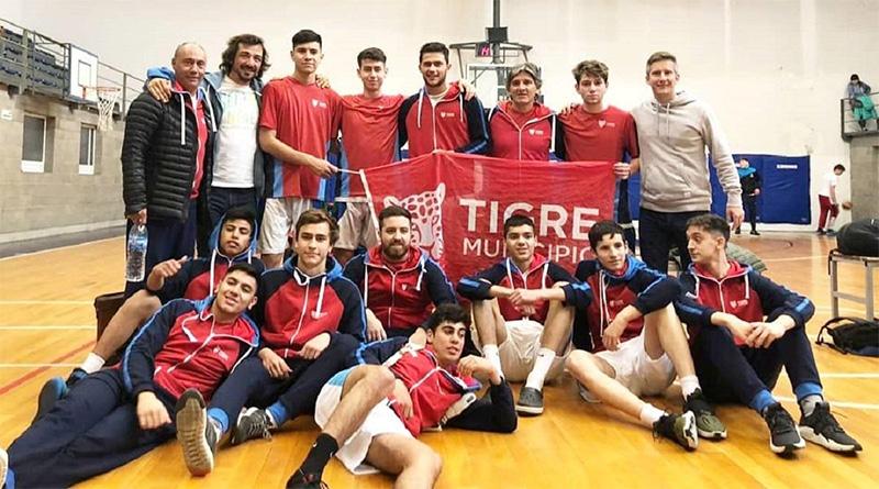 Tigre, el mejor de zona norte en las finales de los Juegos Bonarenses 2019
