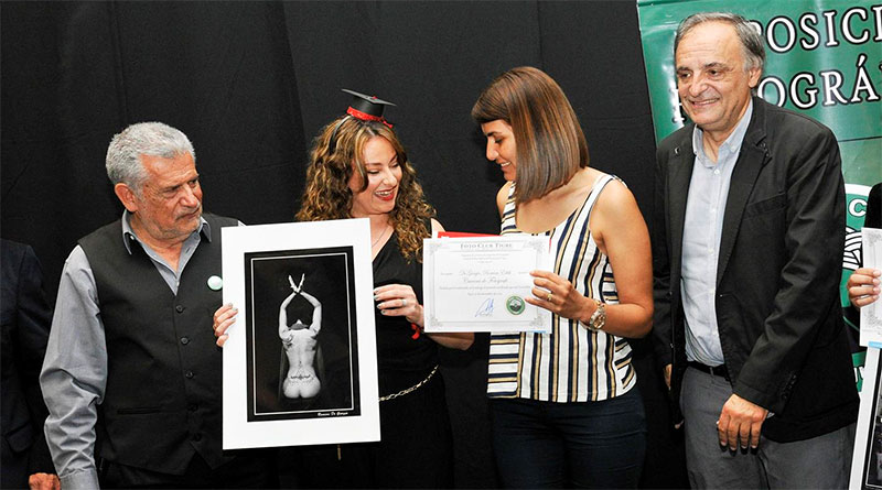 "Se presentó la sexta edición de ""Tigre Photo Art Seven Days"" junto a un centenar de vecinos"