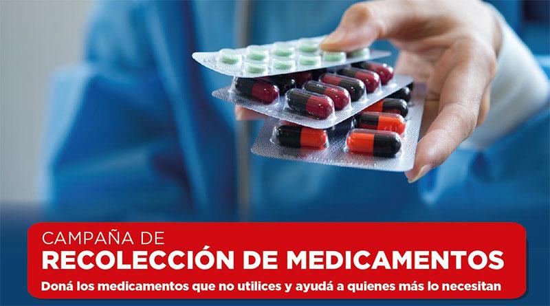 Comenzó en Tigre una Campaña de Recolección de Medicamentos