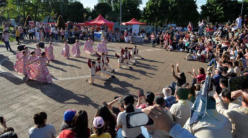 A puro entretenimiento y diversión, la comunidad de Don Torcuato festejó su 92° aniversario
