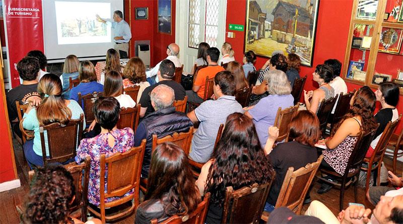 """Productores, artesanos y prestadores turísticos participaron del taller """"Hacia un turismo sustentable en Tigre"""""""