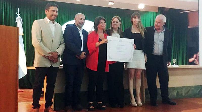 Tigre recibió un reconocimiento en el Senado nacional por su compromiso con la accesibilidad turística