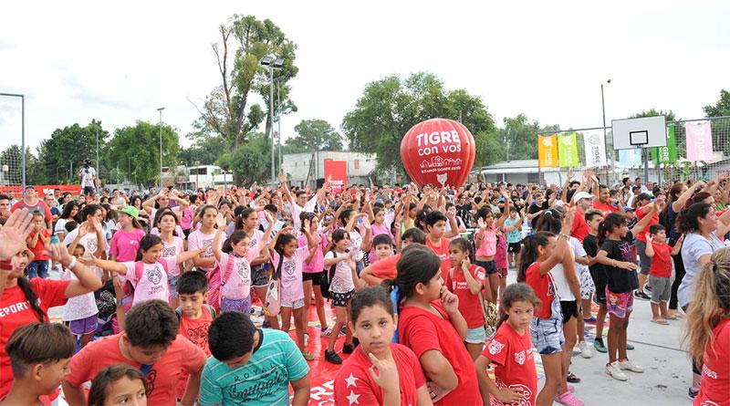 Conocé la oferta deportiva y recreativa disponible en los polideportivos municipales de Tigre