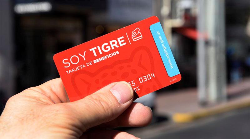 """En General Pacheco, los vecinos podrán aprovechar descuentos exclusivos con la tarjeta """"Soy Tigre"""""""