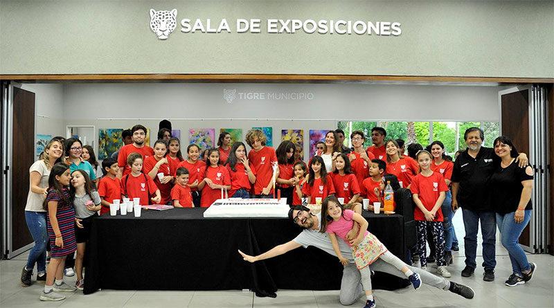 La Orquesta Infanto Juvenil de Benavídez celebró su 5° aniversario