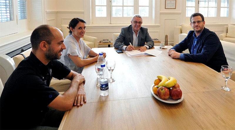 El Municipio de Tigre firmó un convenio marco de cooperación con la Universidad Nacional de José C. Paz