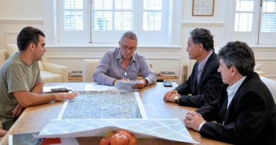 El Municipio de Tigre firmó un convenio de cooperación con el Consejo Profesional de Agrimensura de Buenos Aires