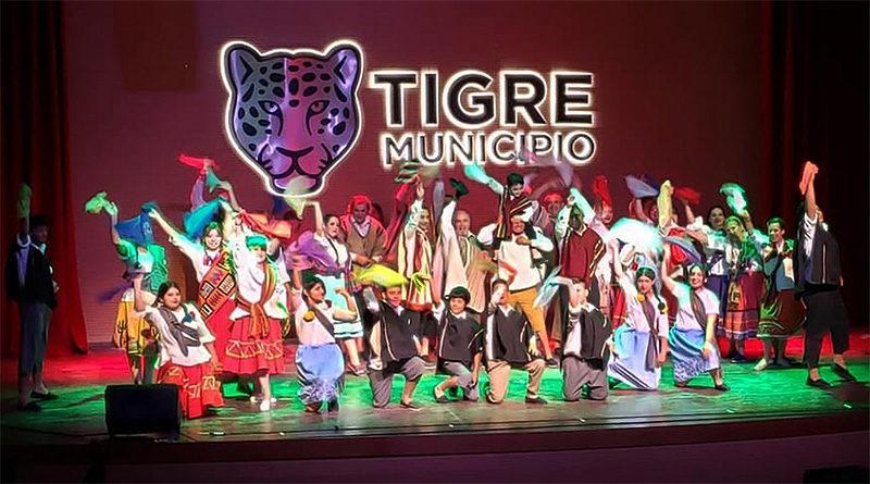 El Programa Municipal de Capacitación Artística de Tigre comenzó con sus muestras anuales