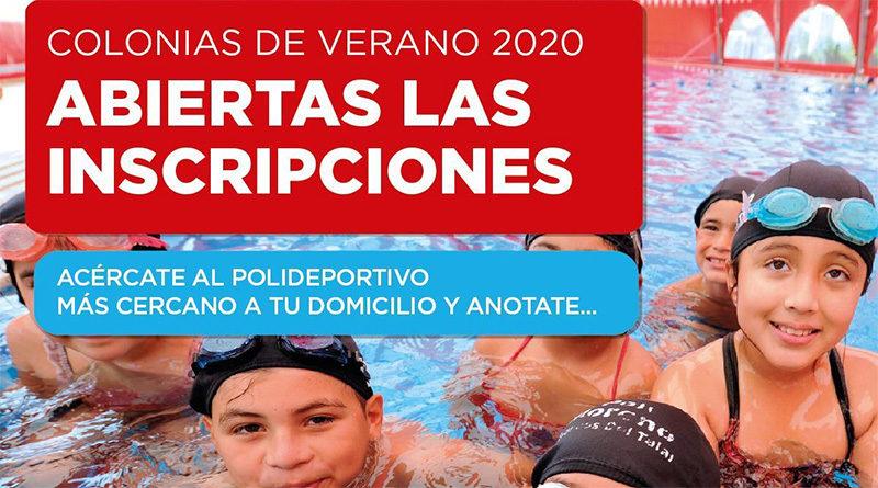 Abre la inscripción para las colonias de verano 2020 de Tigre