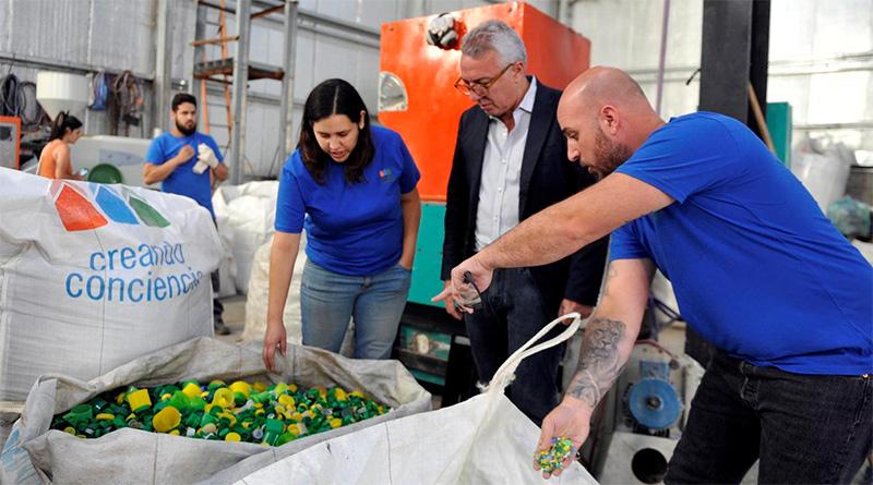 """El programa """"Reciclá"""" ya sumó a más de 60.000 vecinos de Tigre a su sistema de recolección diferenciada"""