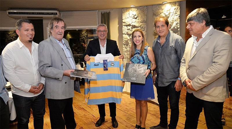 El Municipio presente en el centenario del Hindú Club de Don Torcuato