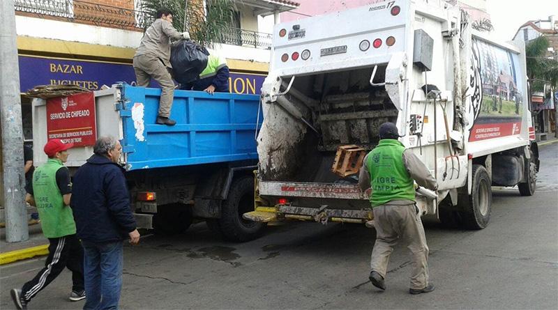 Cómo funcionarán en Tigre los principales servicios durante las fiestas