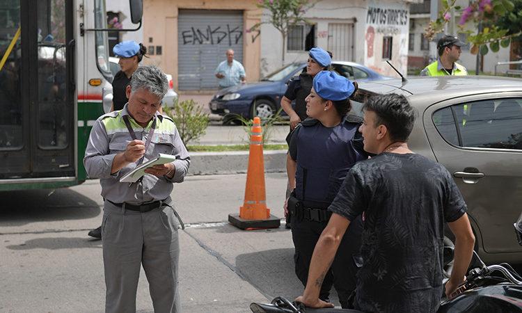 Continúan los operativos de seguridad en todo el distrito
