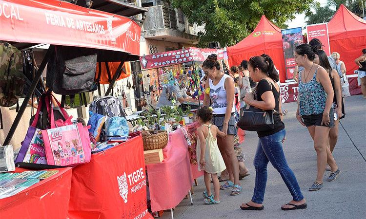 """""""Origen Tigre"""", la feria municipal que promueve la economía local con productos 100% artesanales"""