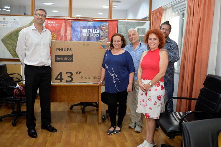 """Un vecino de Rincón de Milberg, ganador del primer """"Si Cumplís, Ganás"""" del 2020"""