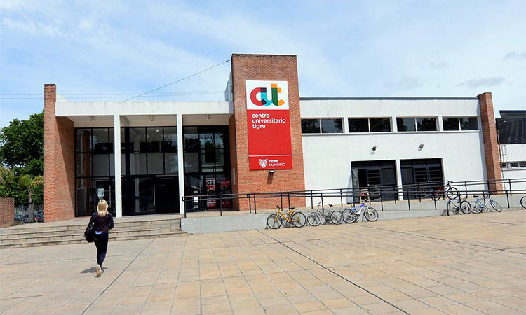 Centro Universitario Tigre: los vecinos ya se pueden inscribir para el ciclo lectivo 2020