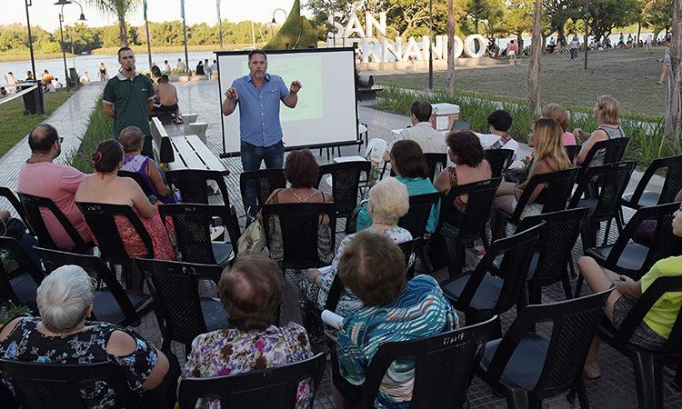 San Fernando concientizó sobre el cuidado de las costas y Delta en el Día de los Humedales