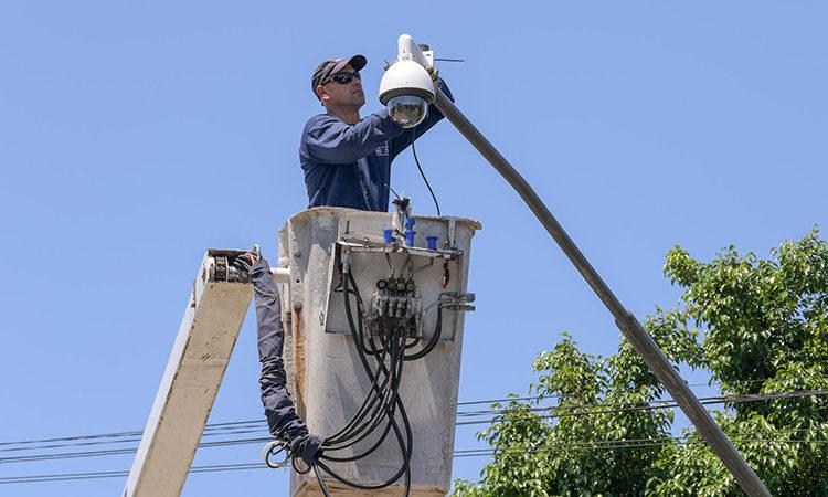 San Fernando ya supera las 1.200 cámaras de seguridad y sigue instalando