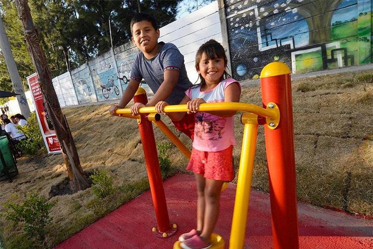 En Tigre, vecinos y visitantes disfrutan de una oferta deportiva para toda la familia