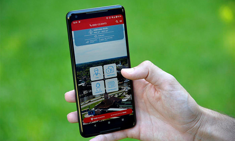 La App Tigre Municipio acerca la gestión local a los vecinos