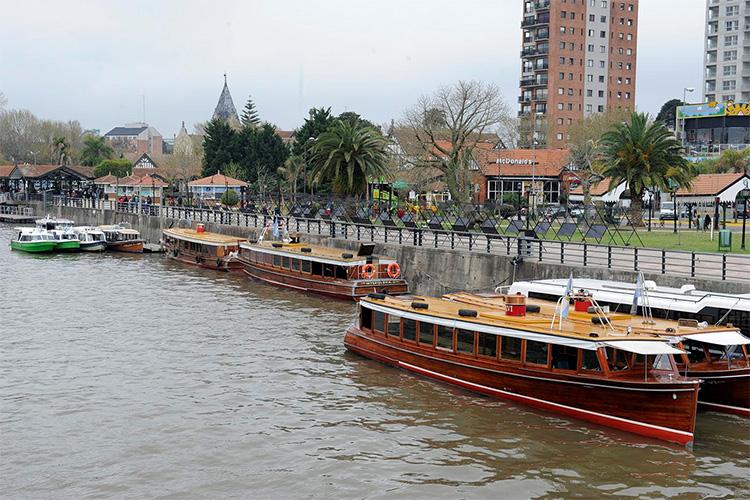 Modificaciones en el cronograma de servicios de transporte fluvial para isleños