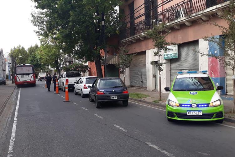 Continúan con intensidad los controles de seguridad en calles y accesos de San Fernando