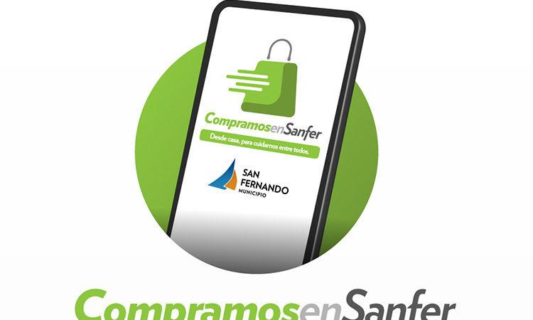"""Juan Andreotti lanzó la plataforma online """"Compramos en Sanfer"""" para ayudar a comercios y vecinos"""
