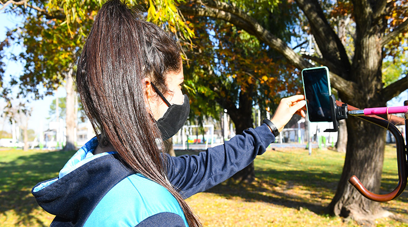 Por redes sociales, el Municipio de San Fernando ofrece actividades para personas con discapacidad