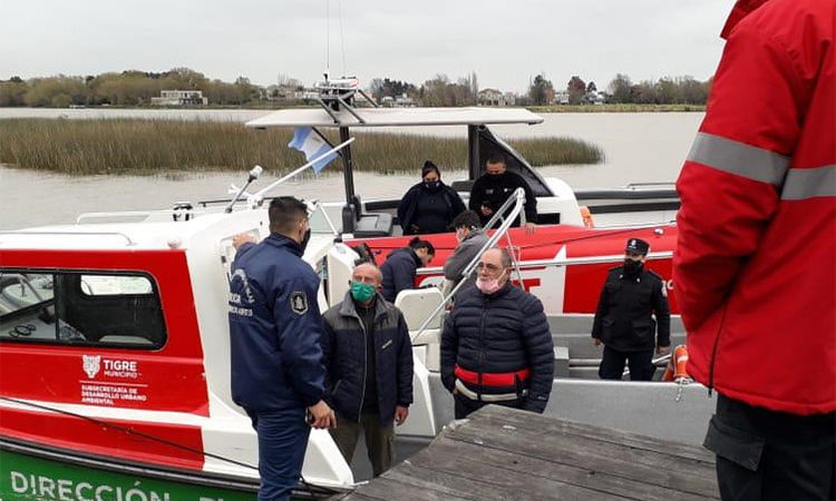 El Municipio de Tigre clausuró más de 30 obras clandestinas en el Delta