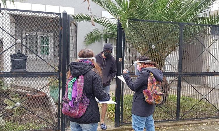 Más de 25.000 vecinos de Tigre ya fueron verificados gracias a los operativos municipales de control sanitario