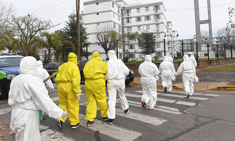 San Fernando desplegó nuevos operativos de detección de coronavirus en barrios