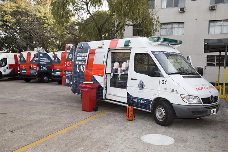 San Isidro desarrolla equipamiento para cuidad al personal de salud